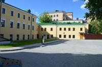 Продажа особняка в ЦАО, Курская м. Здание с флигелем 1800 кв.м.