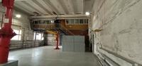 Аренда теплого склада с кран-балкой в Одинцово, Минское шоссе, 10 км от МКАД. 453 - 544 кв.м.