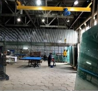 Аренда помещения с кран-балкой под склад, производство ЮВАО, Печатники м. 576 кв.м.