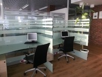 Аренда офиса в БЦ класса В+ в САО Тимирязевская м., Яблочкова улица. 450.3 кв.м.