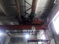 Аренда производства, склада с кран-балкой Ярославское шоссе, Струнино, 90 км от МКАД.  800 кв.м.
