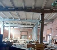Продажа здания под производство  в Московской области, Луховицы, Новорязанское шоссе, 120 км от МКАД. ОСЗ 1324 кв.м.