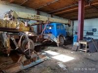 Аренда / Продажа здания под грузовой автосервис Новорязанское шоссе, 120 км от МКАД, Луховицы. ОСЗ 494 кв.м.