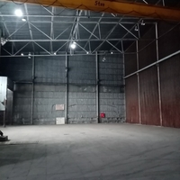 Аренда склада, производства с ж/д Горьковское шоссе шоссе, 40 км от МКАД, Электросталь. 861 кв.м.
