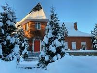 Зимний загородный дом 450 кв.м с участком 40 соток у Москвы-реки под Звенигородом