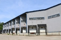Продажа склада с ж/д веткой Видное, Каширское шоссе, 3 км от МКАД. 8376 кв.м.