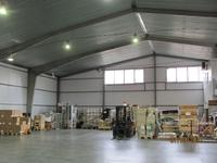 Аренда теплого склада с офисом в Одинцово, Можайское, Минское шоссе, 9 км от МКАД. 760 кв.м.