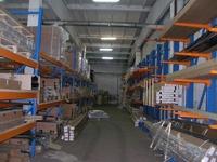 Аренда склада, производства в Одинцово, Минское и Можайское шоссе, 7 км от МКАД. 833 кв.м.