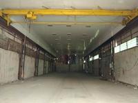 Аренда склада, производства с кран-балкой Ярославское шоссе, Струнино, 90 км от МКАД. 500 кв.м.