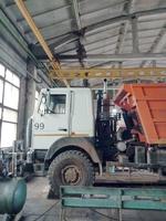 Продажа производства Горьковское шоссе, 50 км от МКАД, Электросталь. 2443 кв.м на участке 0,5 Га.