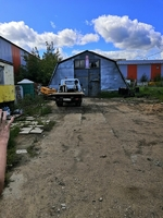 Аренда склада с прилегающей территорией в Нахабино, Волоколамское шоссе, 15 км от МКАД. 280 кв.м.