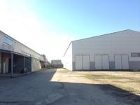 Аренда склада и открытой площадки Волоколамское шоссе, Румянцево, 55 км от МКАД. Склад 2000 кв.м.