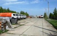 Аренда открытой площадки Ленинградское шоссе, 15 км от МКАД, Шереметьево. Площадь от 1000 кв.м.