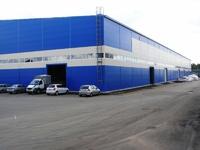 Аренда склада Ленинградское шоссе, Подрезково. Отапливаемый склад, 1150 кв.м