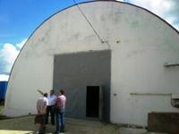 Аренда склада, производства Симферопольское шоссе, Серпухов. 360-740 кв.м