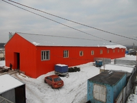 Аренда склада Ленинградское шоссе, Лунево. 1000 кв.м