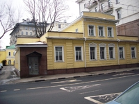 Аренда здания ЦАО, м. Полянка, Казачий 1-й пер. 765 кв.м