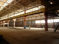Аренда склада, производства с кран-балкой 10 т Каширское шоссе, Видное. 1450 кв.м