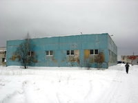 Продажа склада, производства Ленинградское шоссе, пригород Солнечногорска. 7200 кв.м