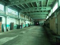 Аренда производства с кран-балкой, склада Ярославское шоссе, Струнино. 1000 кв.м