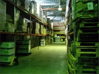 Аренда склада Одинцово 1151 кв.м, Можайское шоссе, 10 км от МКАД